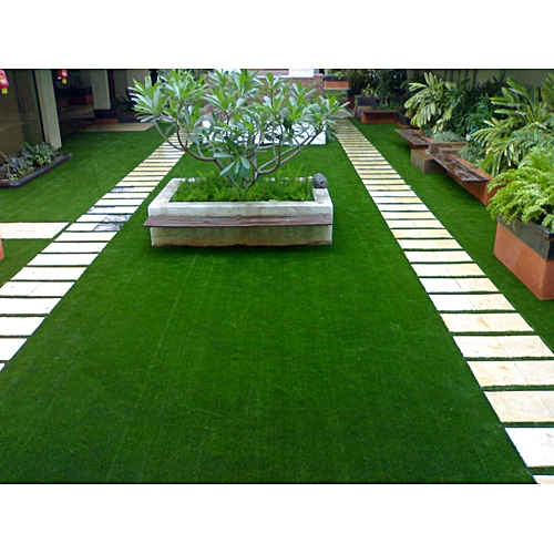Patio Grass Rug: Generic Artificial Grass Turf Carpet