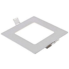 6W Square Recessed Downlight