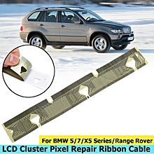 323461649663 LCD Cluster Pixel Repair Ribbon Cable Tool For BMW E38 E39 E53 X5 RangeRover