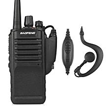 Walkie Talkie - BaoFeng BF 9700 Harga Price Malaysia - Dual Band Two Way Radio Waterproof Dustproof Transceiver