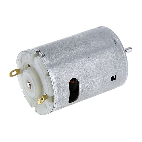 12V 1 4A 23000 RPM 545 DC Motor With 3mm Shaft Diameter And High Torque  Gear Box For Remote-controlled Car