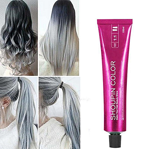 Generic Professional Permanent Hair Color Cream Hair Dye Non-toxic ...