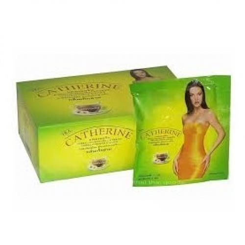 Catherine Slimming Herbal Tea - 32 sachets.