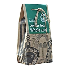 Green Tea Whole Leaf - 50gm