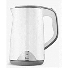 Electric Kettle - 1.8 Litres - White
