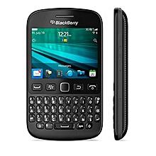 "BlackBerry 9720 3G WiFi QWERTY 2.8"" Touchscreen Smartphone 5MP Camera -- Black"