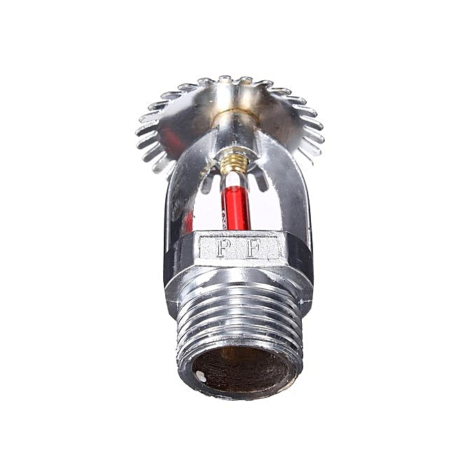 ZSTX-15 Upright Fire Sprinkler Head 68℃ For Fire Extinguishing System  Protection