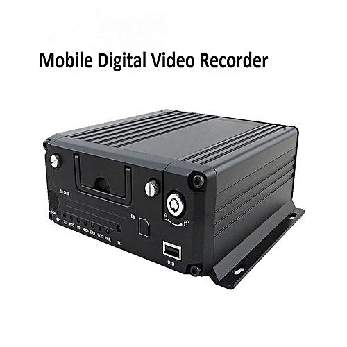 Mdvr 4Ch Mega Pixels Hd Multi-Functional Mobile Dvr