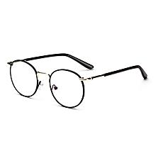 Hot sale  Vintage Women Eyeglass Frame Glasses Retro Spectacles Clear Lens Eyewear For Women