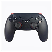 LEBAIQI Wireless Classic Pro Controller Gamepad with USB Cable for Wii U