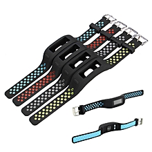 Replacement Band Strap Wristband For Garmin Vivosmart HR Watch Black Grey