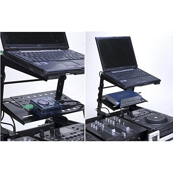 Dj Laptop Stand : generic portable adjustable dj laptop stand best price jumia kenya ~ Vivirlamusica.com Haus und Dekorationen
