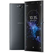 Xperia XA2 Plus 6-Inch IPS LCD (6GB, 64GB ROM) Android 8.0, 23MP, Dual SIM 4G Smartphone - Black