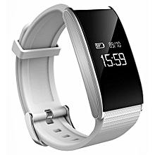 Blood Oxygen Measure TenFifteen A58 Smartwatch BT 4 Heart Rate Monitor Smart Bracelet Blood Pressure Smart Watch For Android IOS