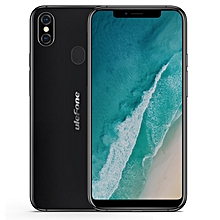 X, 4GB+64GB, Dual Back Cameras, Face & Fingerprint Identification, 5.85 inch Android 8.1 MTK6763 Octa-core 64-bit up to 2.0GHz, Dual SIM, Wireless Charge 4G Smartphone(Black)