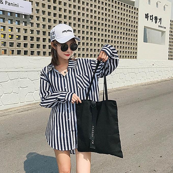 2417686241d9 koaisd Shopping Casual Handbag Canvas Purse Pouch Shoulder Bag Fashion  Handbag Bag ...