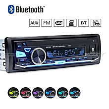 Car Stereo Radio Audio MP3 Player Bluetooth Handsfree FM AUX 1DIN 4x60W 12V 7003