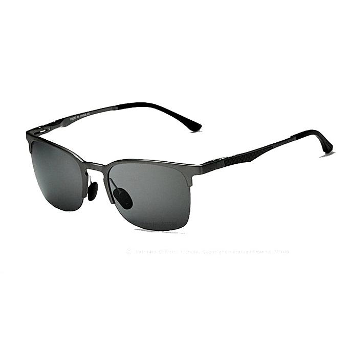 a9c7dfe87c VEITHDIA Unisex Retro Aluminum Magnesium Brand Sunglasses Polarized Lens  Sun Glasses Men Women 6631(