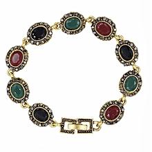 Bohemia Bracelet-Gold