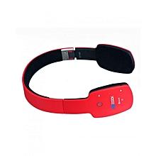 ZB-BHP15 - Zoook Bluetooth Headphones – Red