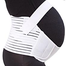 Maternity Waist Abdomen Support Belt Pregnancy Belly Back Brace Band L