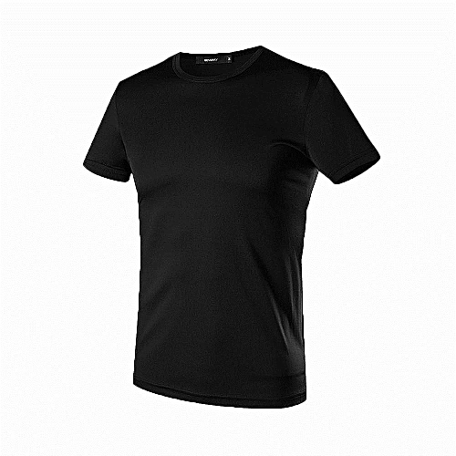 BEVERRY Men T-Shirts Short Sleeve Breathable, Sweat-absorption& Waterproof Anti- fouling 2 in 1