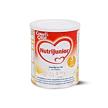 Cow & Gate NutriJunior 1-3 Years Baby Growing Up Milk - 400g