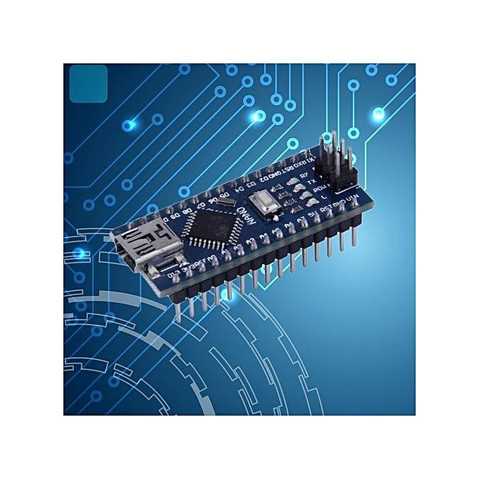 Hot mini usb nano v atmega p module board cable
