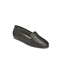 A2 Aerosoles Bechan Black Shoe