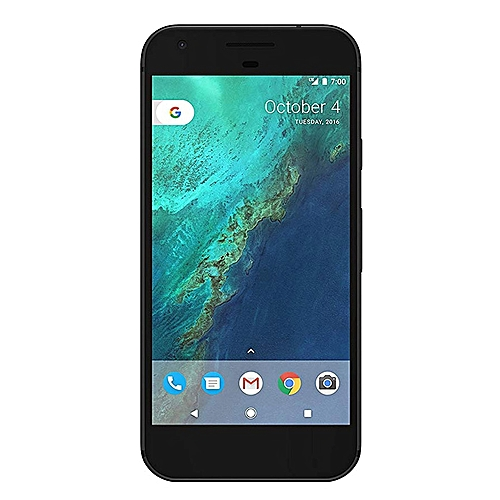 Google Pixel XL 4GB RAM 128GB ROM Snapdragon Fingerprint Android Smartphone - Black