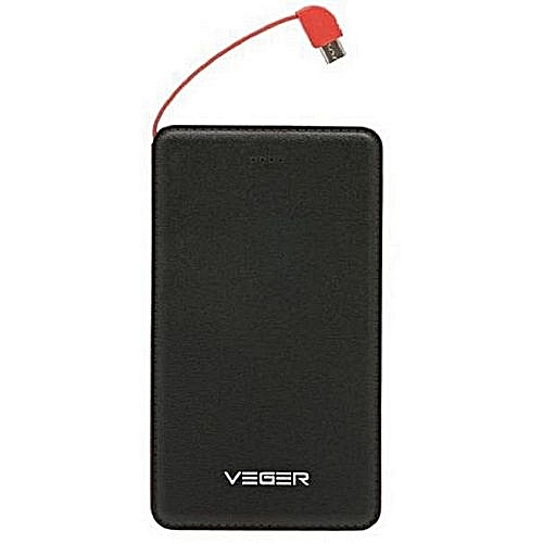 Veger Slim Ports Portable Charger 15000mAh External Battery Power Bank