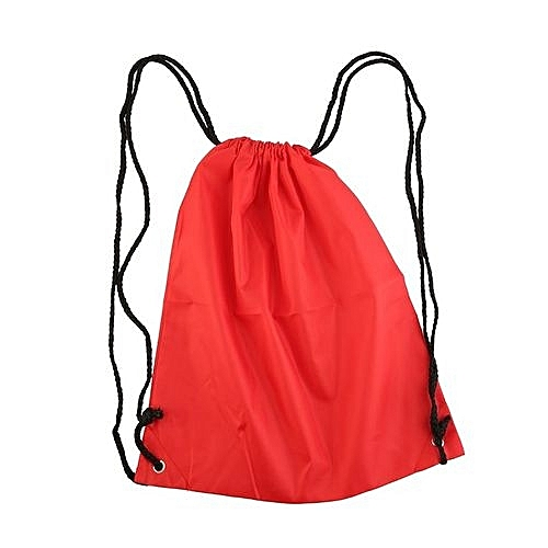 662880e25512 Generic DrawString Gym Bag - Backpack For Sports
