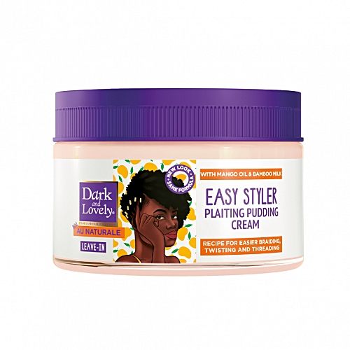 Au Naturale Pudding Plaiting Cream - 250ml.