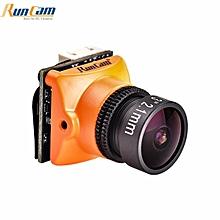 Runcam Micro Swift 3 4:3 600TVL CCD Mini FPV Camera 2.1mm/2.3mm PAL/NTSC OSD Configuration [MICROSWIFT3-OR-L21-N]