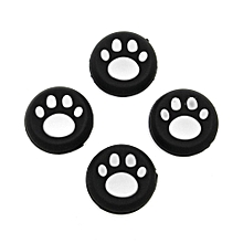 4pieces Thumb Stick Grips Caps Gamepad Joystick Cover Case For Sony PlayStation 3 4 PS3 PS4 Xbox One 360 Controller ThumbStick White