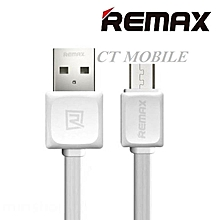 (Buy 1 Free 1) Remax RC-008m 1 Meter Fast Data Cable 2.1A For Android Micro DIOKKC