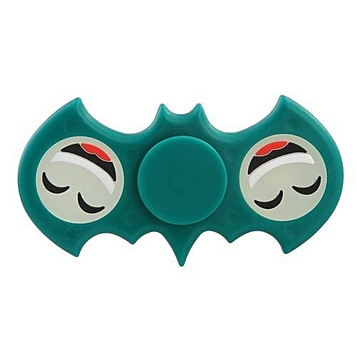 Buy Universal Tanson 1 Pc Fidget Spinner Chrome Batman Bat Smile