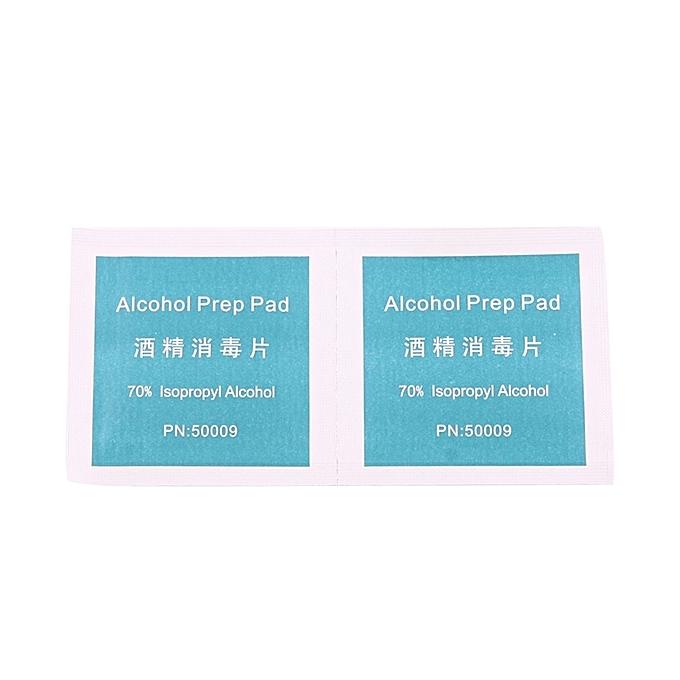 200 Pcs 70-75% Isopropyl Alcohol Sanitizer Prep Pad