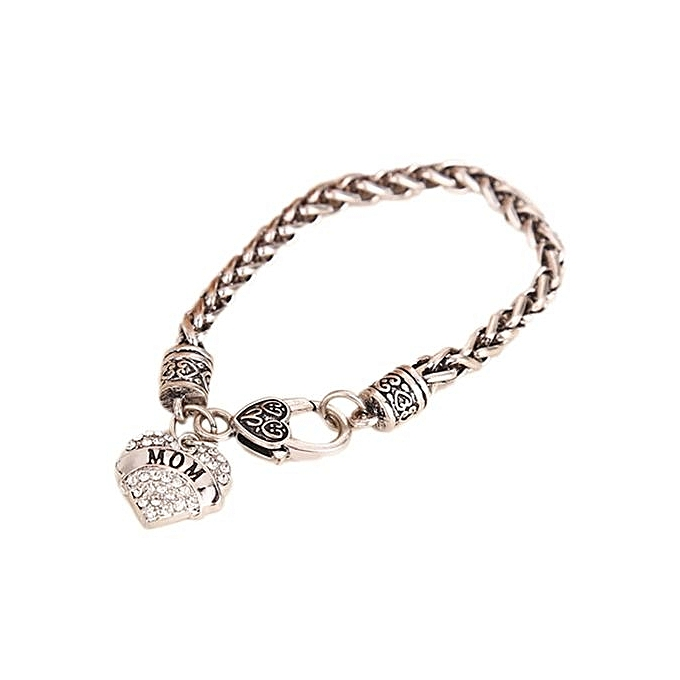 Tanson Hot New Fashion Mother Bracelets Gifts For Mom Jewelry
