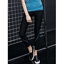 Women High Elastic Waist Running Sport Yoga Leggings
