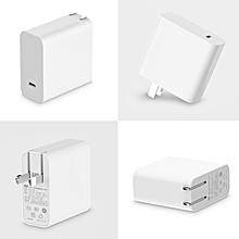 XIAOMI 65W AC100-240V USB-C USB Adapter USB AC Power Adapter