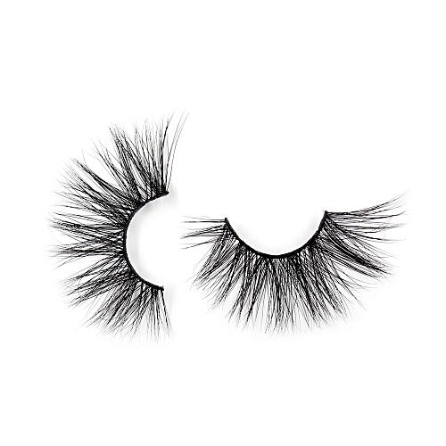 ac133820877 Generic Eyelashes 3D Mink False EyeLuxury Large Criss-cross False Eyelashes  25mm Hand Made Fluffy Dramatic Lashes Makeup(G10)
