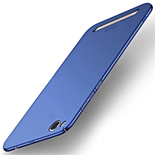 MOFI Xiaomi Redmi 5A Frosted PC Ultra-thin Edge Fully Wrapped Up Protective Case Back Cover (Blue)