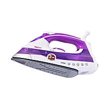 ST-CC0213 Dry/Steam Iron - 2200W - Violet.
