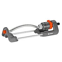Oscillating Sprinkler Polo 220 - Red & Grey - Gardena