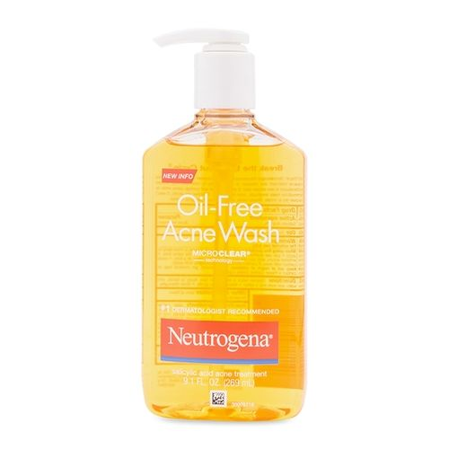 Neutrogena  Oil-Free Acne Wash 269Ml