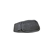 Car Mat - Black & Grey