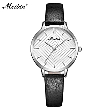 Brand Luxury Women Quartz Watches Leather Casual Fashion