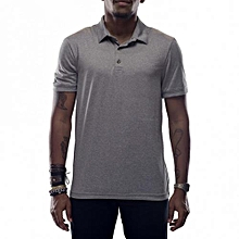 Carbon Grey Eye-Catching T-Shirt