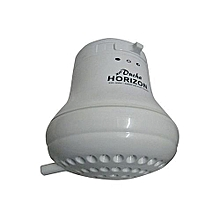 Instant Shower Heater -  Hot Shower- White